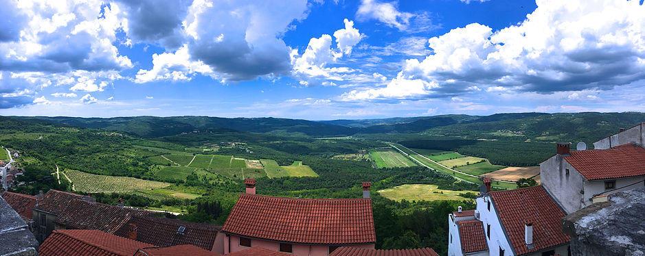 Motovun countryside