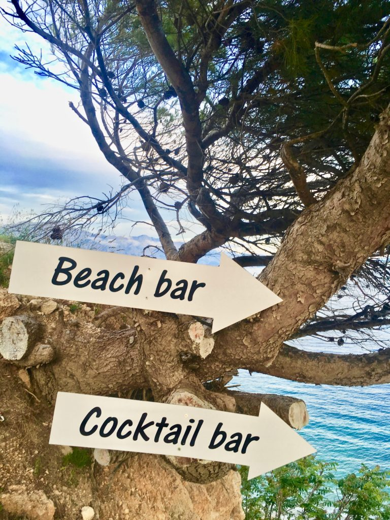Beach bar Mimice