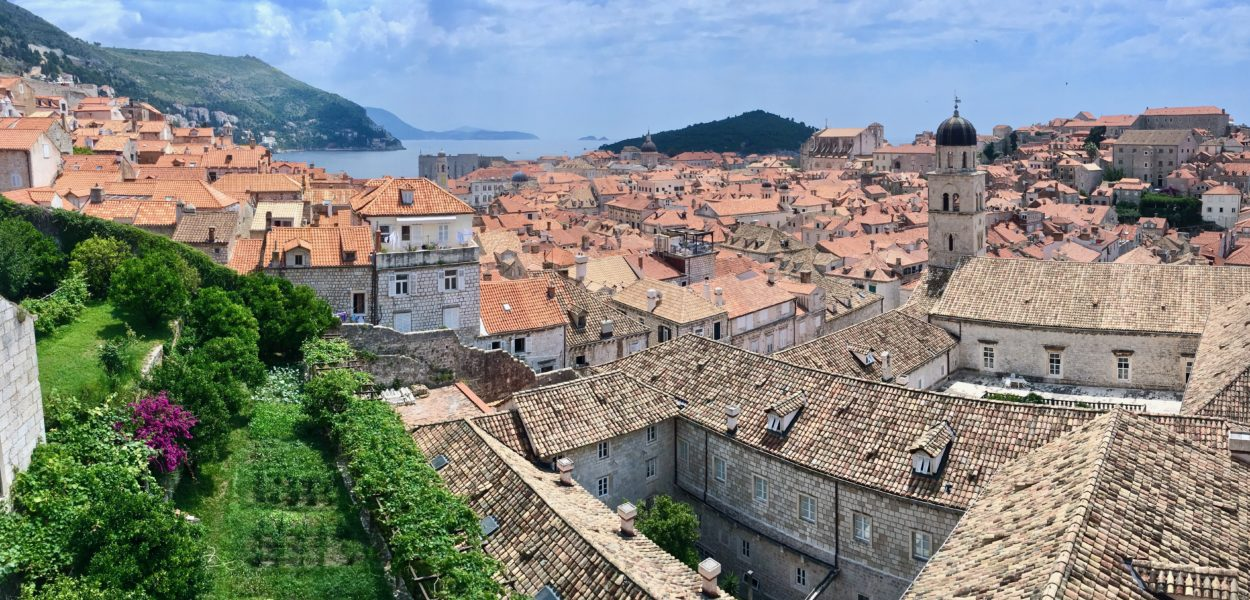 Why You Should Walk Dubrovnik's Ancient Walls