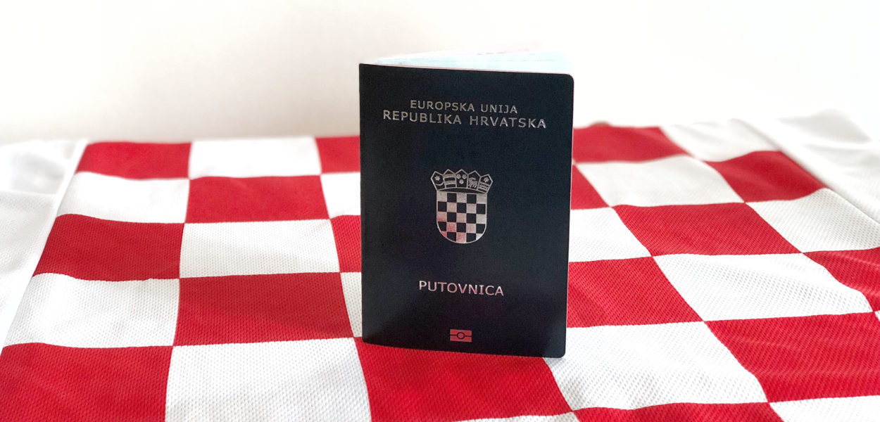How I Became a Croatian Citizen